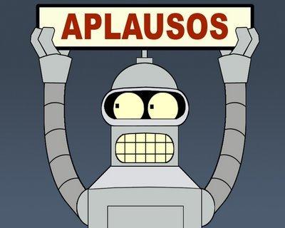 Bender-aplausos